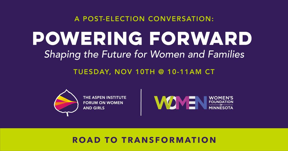 Powering Forward Nov 2020